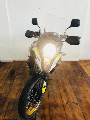suzuki vstrom 1000 xt amarela 2019 0km