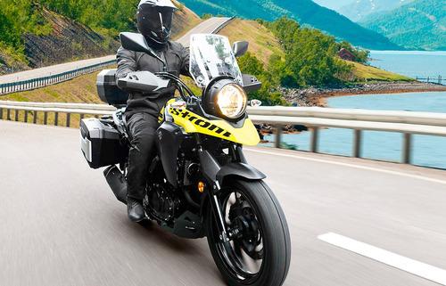 suzuki vstrom 250 18 cuotas de $23020 oeste motos