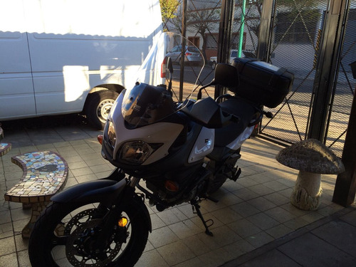 suzuki vstrom 650  (no transalp-bmw-versys-klr etc)