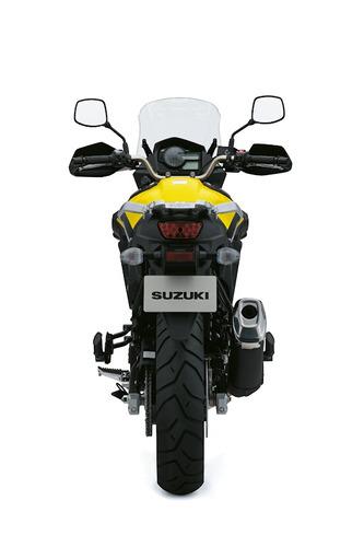 suzuki - vstrom 650  - versys 650 - tiger 800 - bmw gs 800