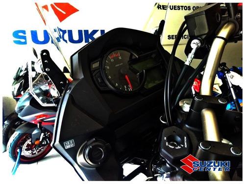 suzuki vstrom 650xt l7 0km entrega inmediata en suzukicenter