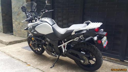 suzuki vstrom abs 501 cc o más