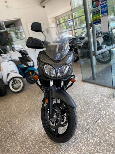 suzuki vstrom dl650 año 2015 excelente moto en motoswift
