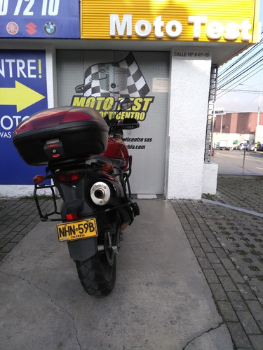 suzuki vstrom dl650 modelo 2009 km  70.675