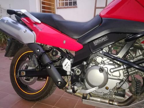 suzuki vstron 650 2007