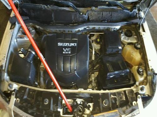 suzuki xl7 2008 en partes motor y transmision y mucho mas