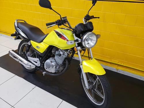 suzuki yes 125 - amarela  - 2011 - km 56 000