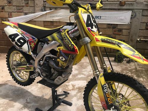 suzuky rm-z 450 2009 no competencias