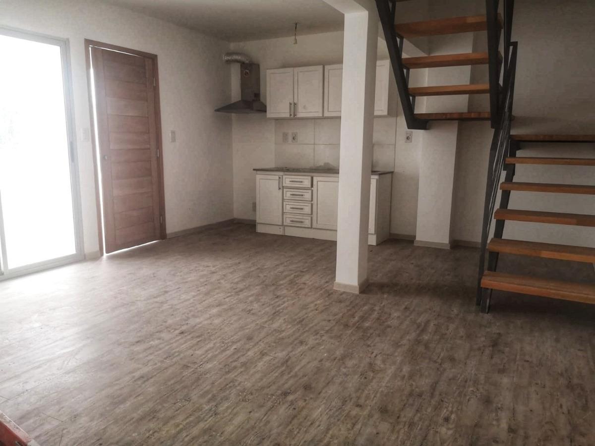 sv- parque rodo duplex de 2 dormitorios, patio c parrillero