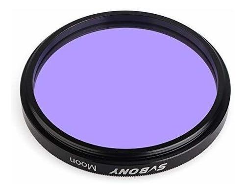 svbony luna filtro filtro de telescopio ocular para estandar