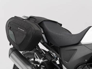 sw motech maletas laterales blaze honda cb 500 x 2013--