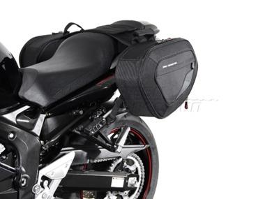 Bolsas Laterais Para Yamaha Fazer
