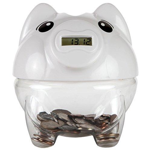 sw448 hogar digital alcancía para de lily contar monedas