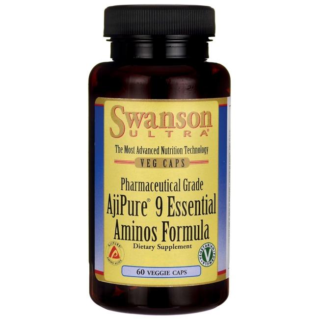 Swanson Ajipure 9 Aminocidos Esenciales Frmula Phar