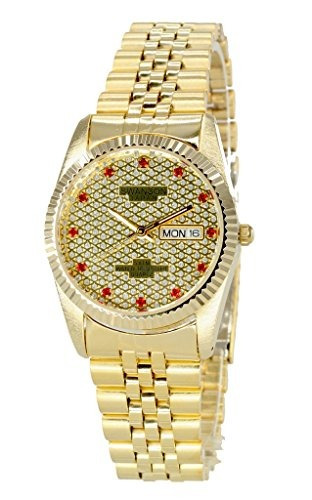 swanson japon dia de los hombresfecha de oro red stone dial