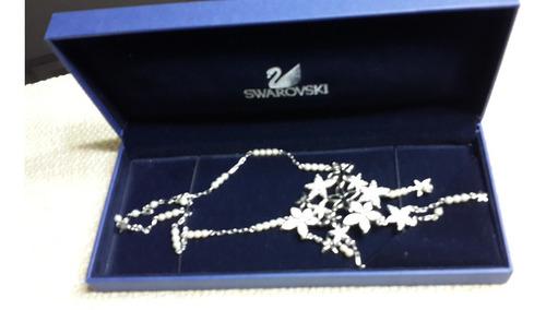 swarovski confetti collar para novias