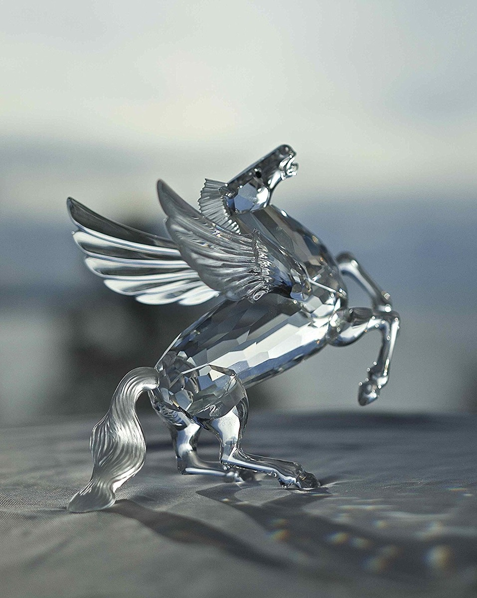 b7d883f97c9d6 Swarovski Pegasus 1998 Scs #216327 Annual Limited Edition