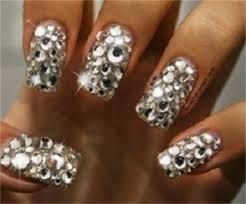 swarovski piedras strass ss6 para decoracion de uñas