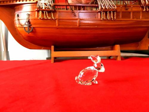 swarovski rabbit conejo