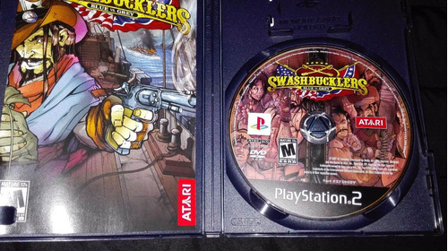 swashbucklers ps 2