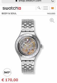 Swatch Vendo En Reloj Automatico Modelo Relojes Pulsera CQrdshtxB