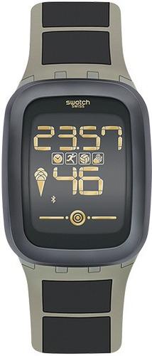swatch esportivo - touch zero one - beach volley - suvb100