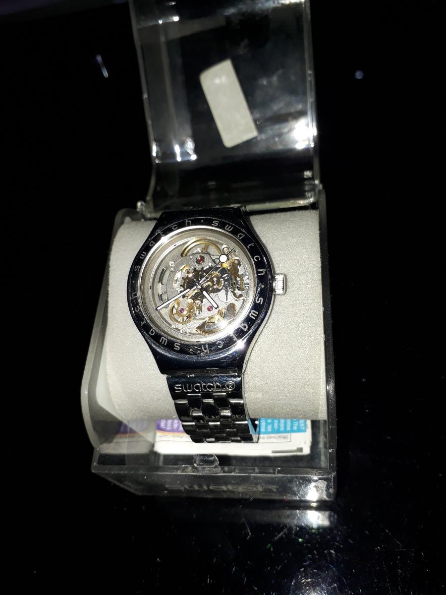 swatch irony yas100g acero plateado v8 oferta insuperable pr. Cargando zoom. 693539e32684
