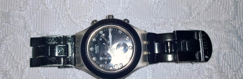 swatch mujer reloj