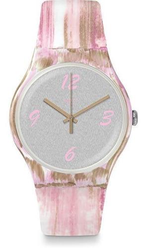 swatch suow151 - pinkquarelle - 41mm