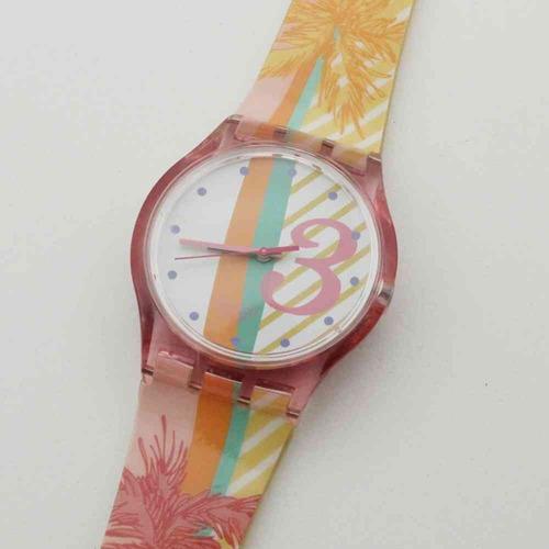 swatch unisex reloj