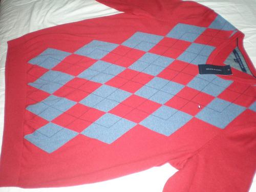 sweater  algodão     tommy hilfiger  - original novo