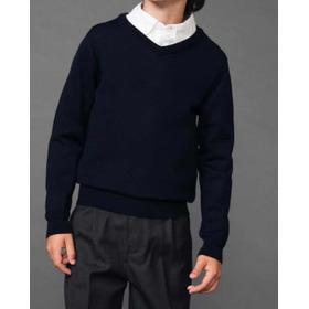 Sweater Azul Colegial Azul Niño O Niña. Calidad!