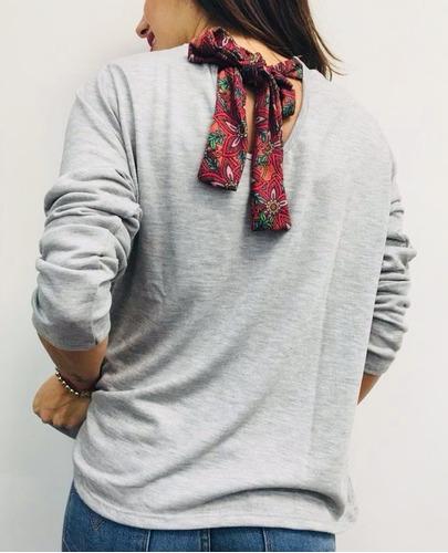 sweater berlin gris cuidar