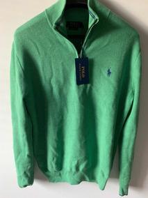 Ralph Sweater Lauren Verde Original Buzo Polo y8NmOPnv0w