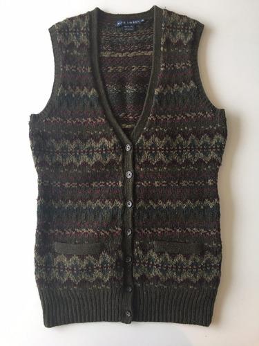sweater cardigan saquito chaleco ralph lauren