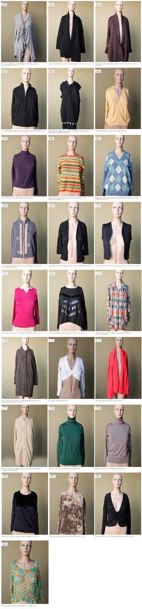 Saco Sweater Chaleco Mujer Akiabara Awada Feria Americana -   804 200223328dff