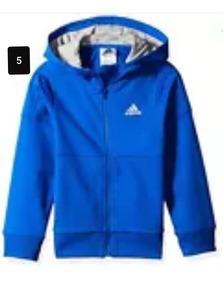 chaqueta adidas niño azul forum
