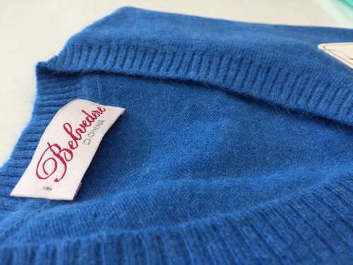 sweater de bremer para mujer belvedere escote en v