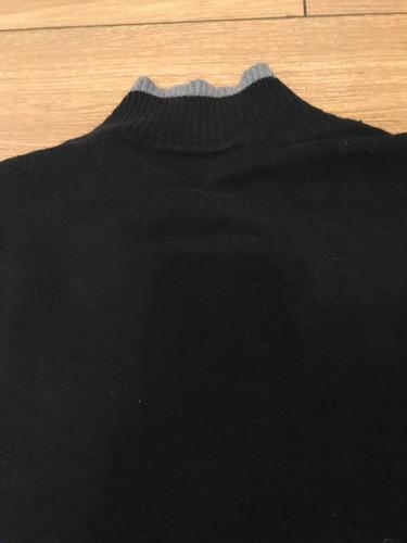 sweater de hilo de algodón dkny