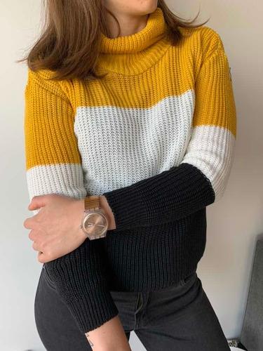 sweater de lana fina