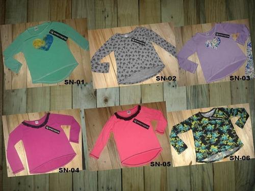 sweater de niña marca emotions rosadito talla 6/8/10/12/14
