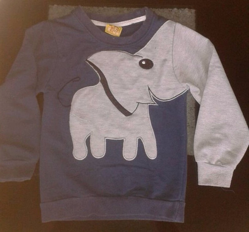 sweater de niño