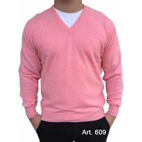 Sweater Escote V De Bremer Para Hombre Belvedere Art. 609