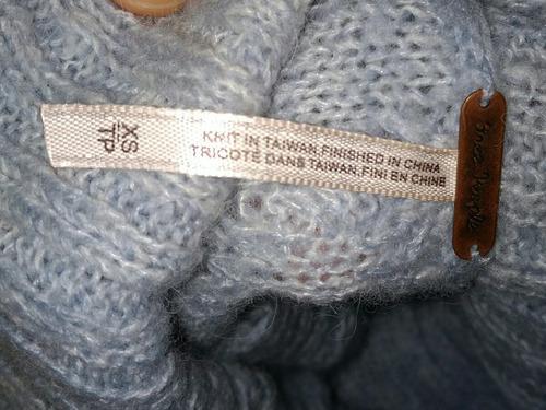 sweater free people