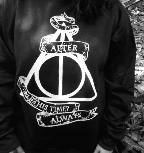 sweater harry potter