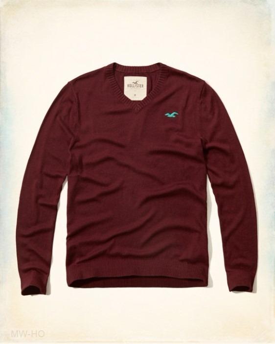 db116a89092 Sweater Hollister Hombre Talle Xl Original Abercrombie - $ 1.499,00