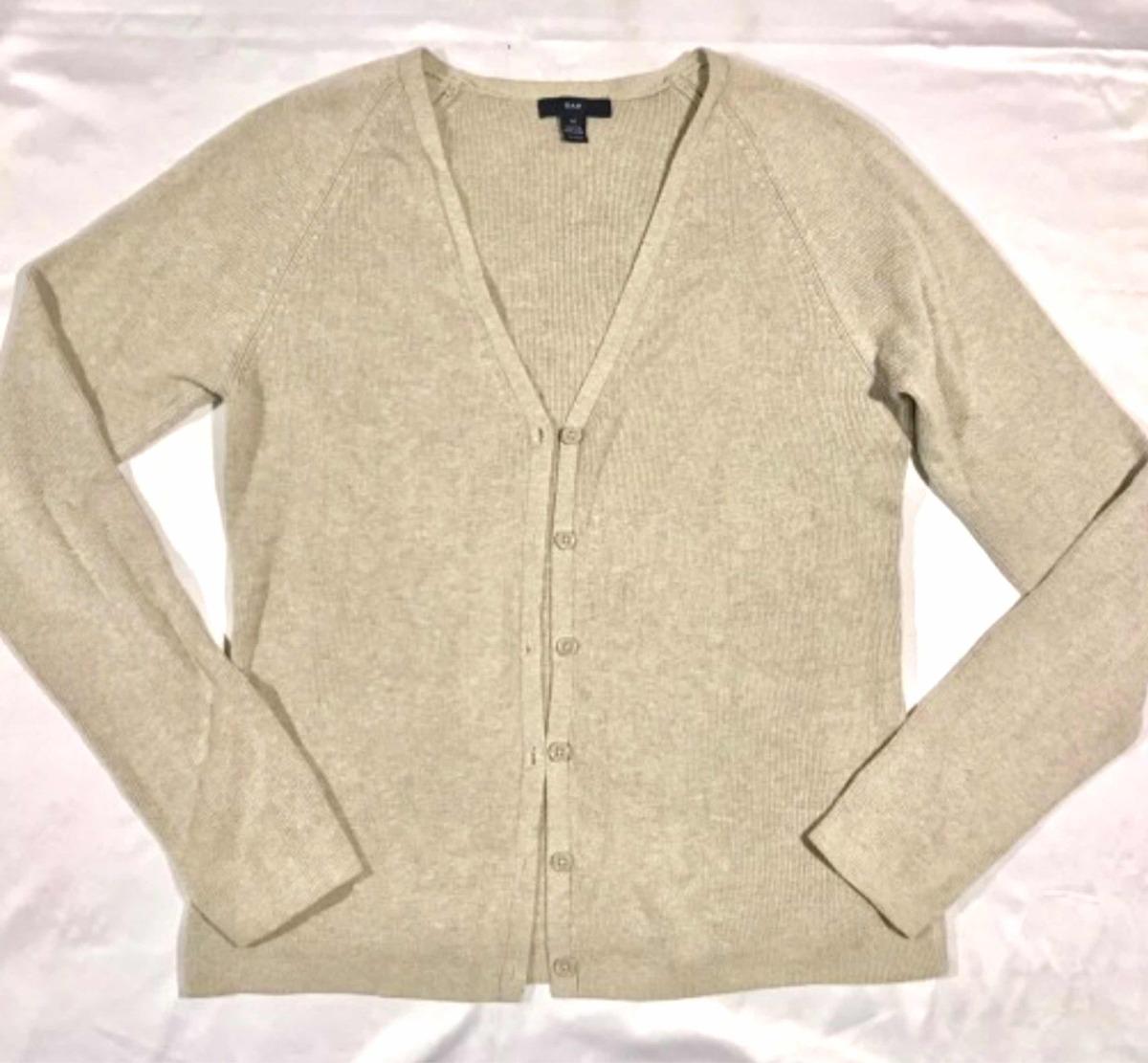 Sweater Importado Gap Conjunto 2 Piezas Saco Y Musculosa -   780 13bc7665ffce