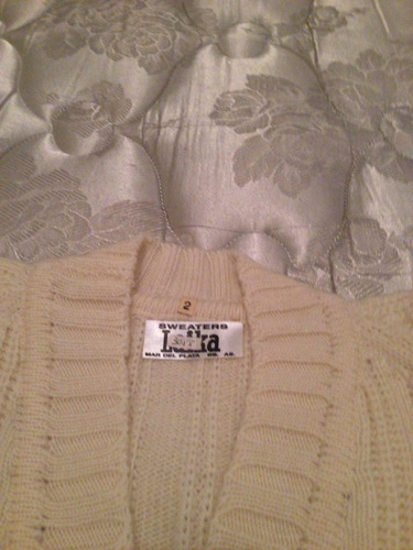 sweater laika mar del plata impecable