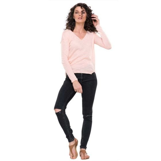 25f0cab89a8e6 Sweater Mujer 222 Blusa Ropa Casual Sao Paulo Envio Gratis ...