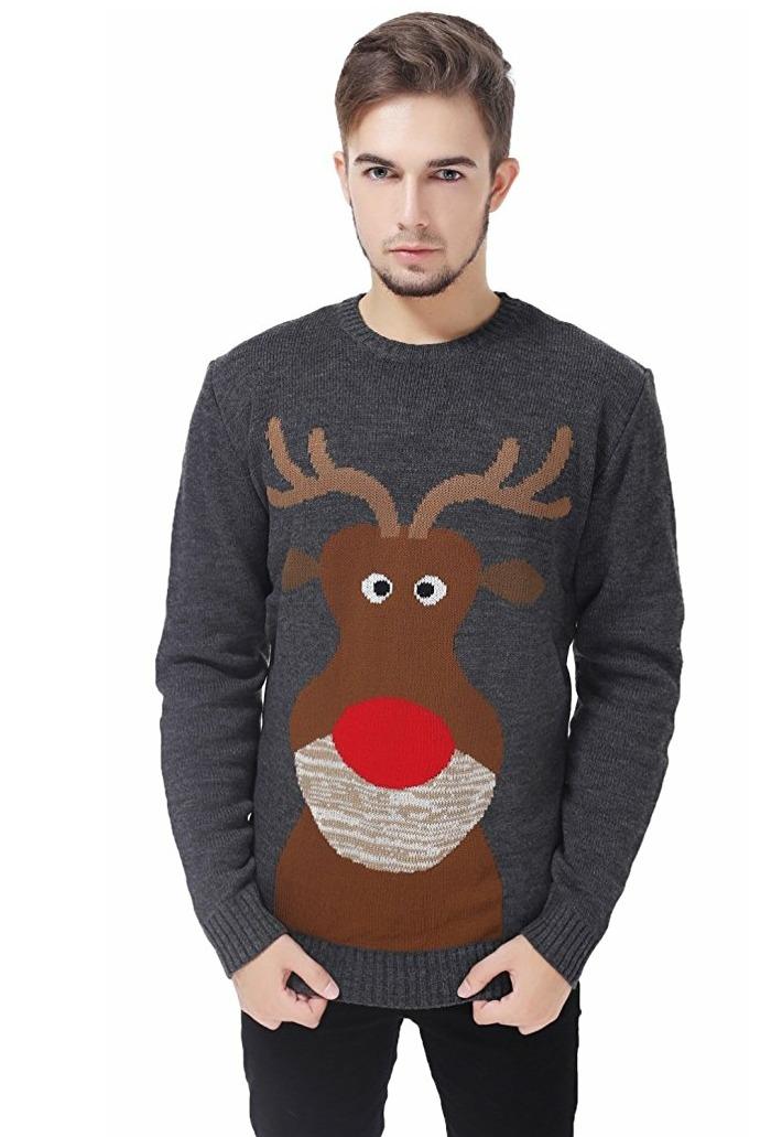 58408041548cc Sweater Navideño Para Hombre!! -   599.00 en Mercado Libre